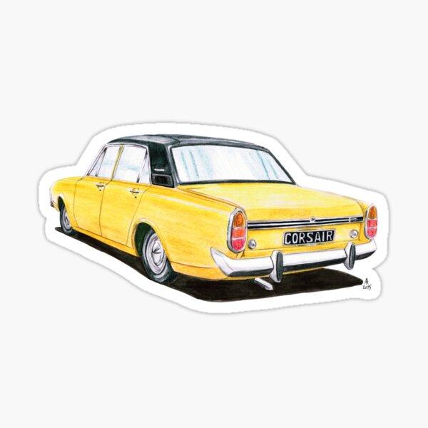 Ford Corsair Sticker