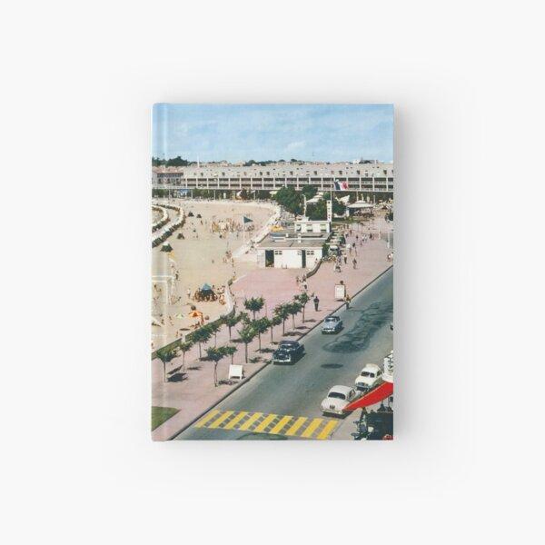 Plage de Royan, années 60 (2) Carnet cartonné