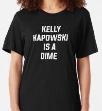 Kelly Kapowski Slim Fit T-Shirt