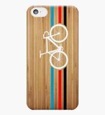 Bike Stripes Velodrome iPhone 5c Case