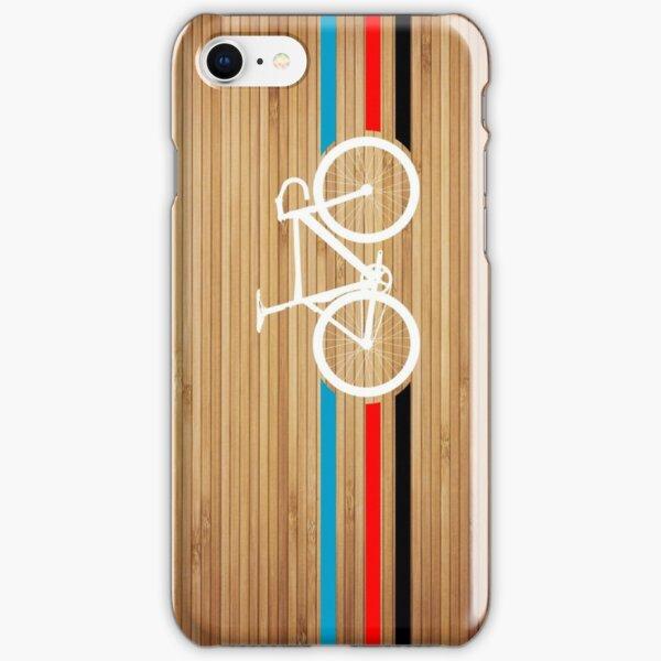 Bike Stripes Velodrome iPhone Snap Case