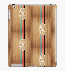 Radstreifen Velodrome iPad-Hülle & Klebefolie