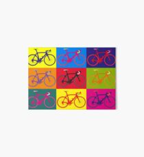 Bike Andy Warhol Pop Art Art Board