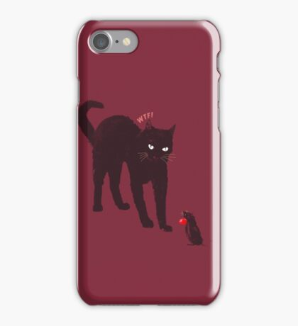 Cat & Mouse iPhone Case/Skin