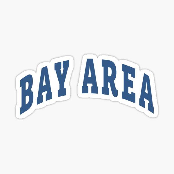 Bay Area Capital Sticker