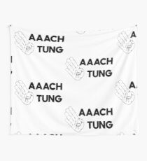 AAACHTUNG Wall Tapestry