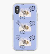 """That's no moon, Baka"" iPhone Case"