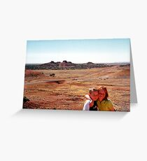 Outback Queensland Greeting Card