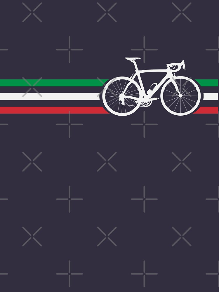 Bike Stripes Italian National Road Race v2 de sher00