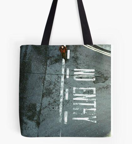 I Walk The Line Tote Bag