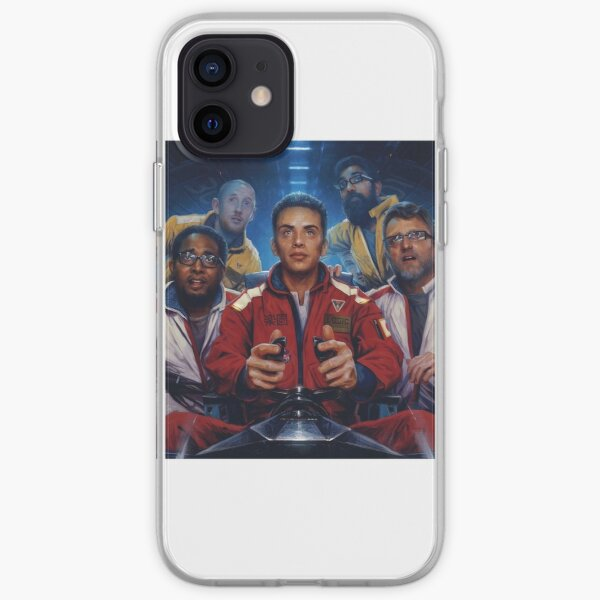 The Incredible True Story - Logic iPhone Soft Case