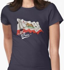 New Vegas - Circa 2281 Womens Fitted T-Shirt