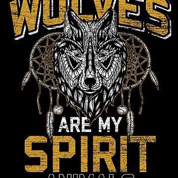 Wolf spirituality by GeschenkIdee