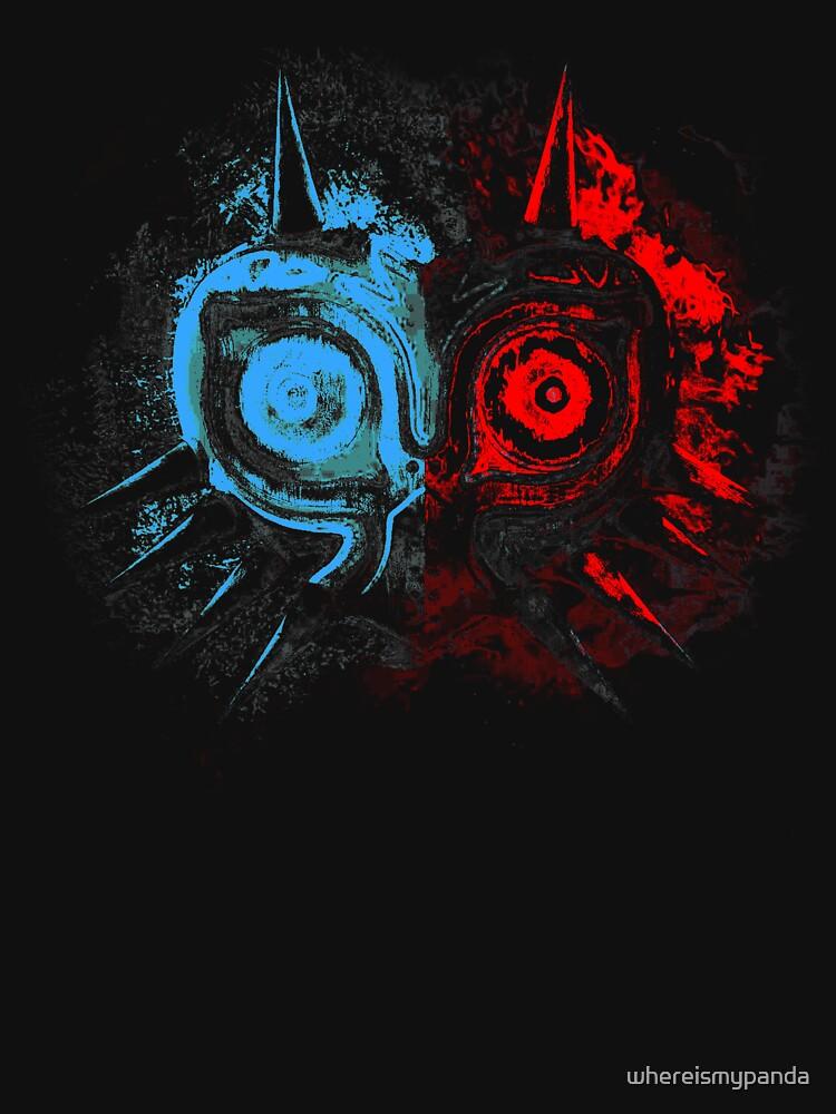 Majora's Mask by whereismypanda
