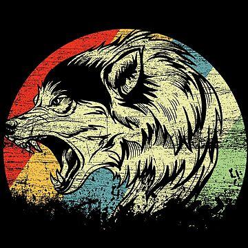 Wolf hunter by GeschenkIdee
