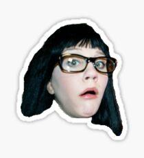 Penelope Taynt - The Amanda Show Sticker