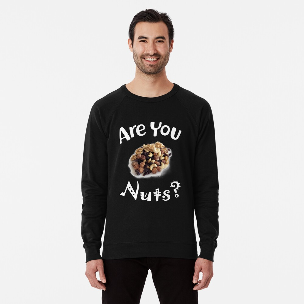 Are you nuts Leichter Pullover