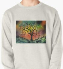 Tentacled Tree in Winter Pullover