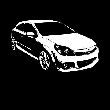 Vauxhall Opel Astra H OPC by S-p-a-c-e