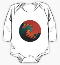 Yin yang stairway One Piece - Long Sleeve