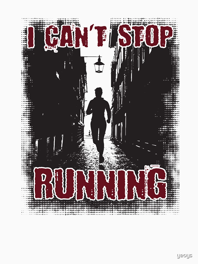 I Can't Stop Running Introverts - Introverts Quotes Gift von yeoys