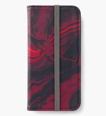 Abstract Paint Mix 8 iPhone Wallet/Case/Skin