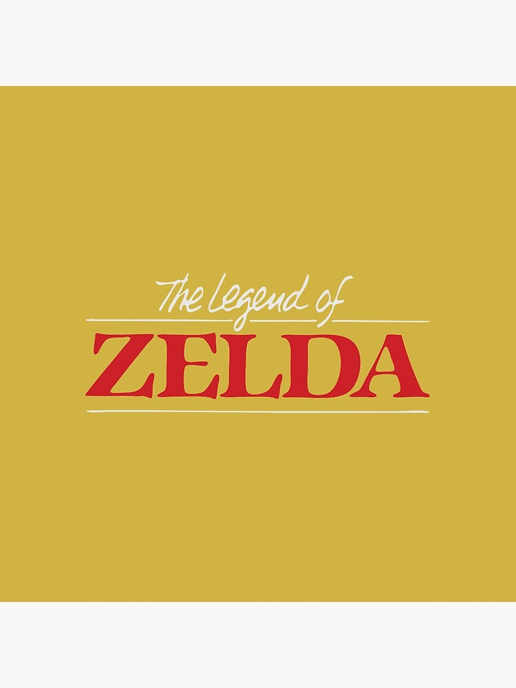 Legend of Zelda - Logotipo de BlueBattleHawk