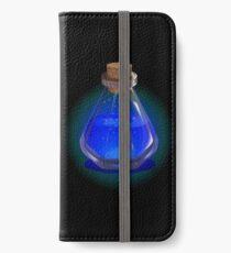 Blue Potion iPhone Wallet/Case/Skin