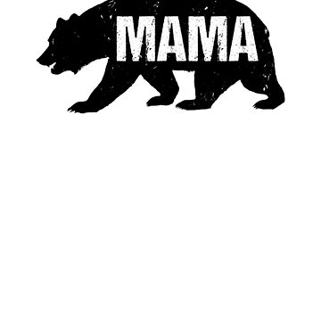 Vintage Mama Bear by CasualMood