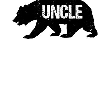 Vintage Uncle Bear by CasualMood