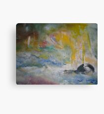 mystery and magic Canvas Print