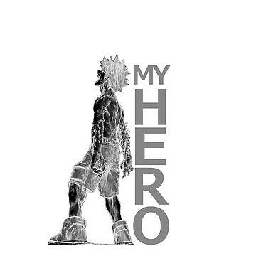izuku midoriya my hero  by ItsArtzyy