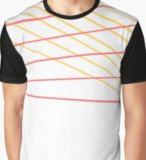 Chic design blocks, on white Graphic T-Shirt