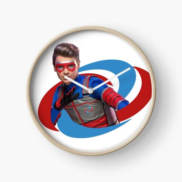 Kid Danger Logo 2.0 Clock