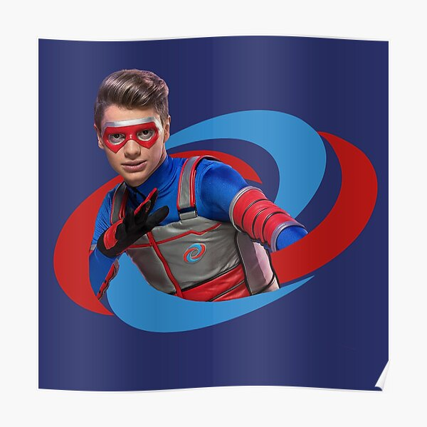 Kid Danger Logo 2.0 Póster