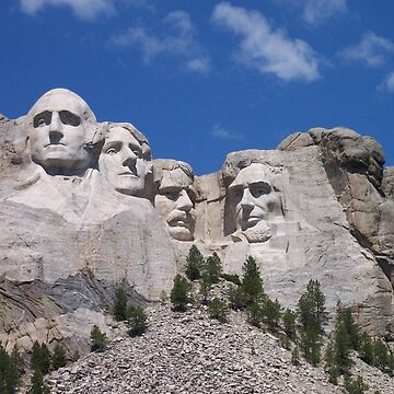 Mount Rushmore by suddath