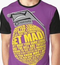 Portal 2 combustible lemon quote Graphic T-Shirt