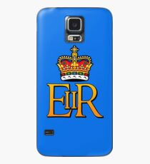 The Royal Cypher of Queen Elizabeth II Case/Skin for Samsung Galaxy
