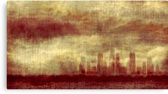 Someone To Hold You Beneath Darkened Sky by Dana DiPasquale
