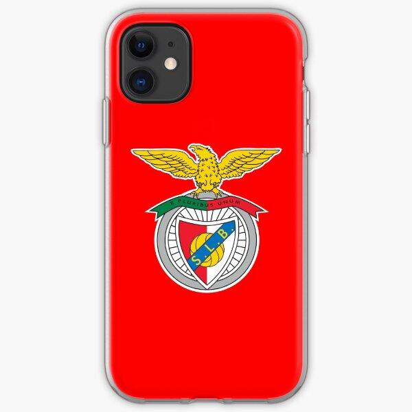 Sport Lisboa e Benfica - SLB iPhone Soft Case