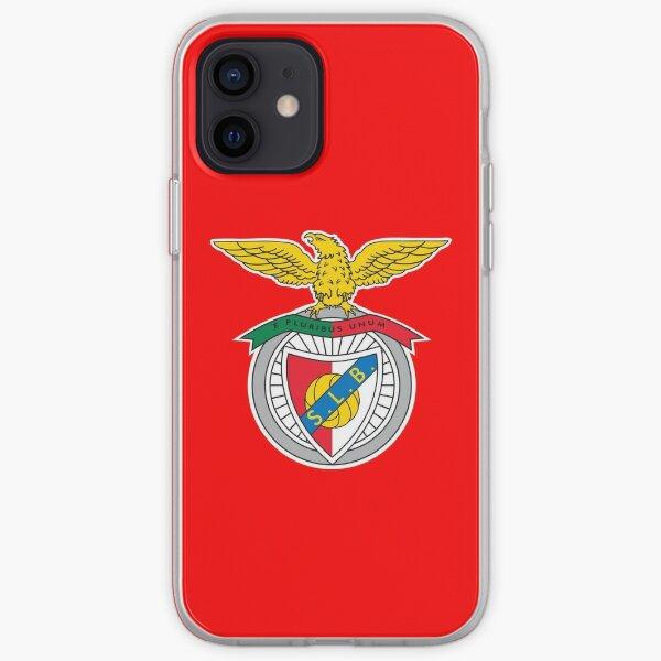 Sport Lisboa e Benfica - SLB Coque souple iPhone
