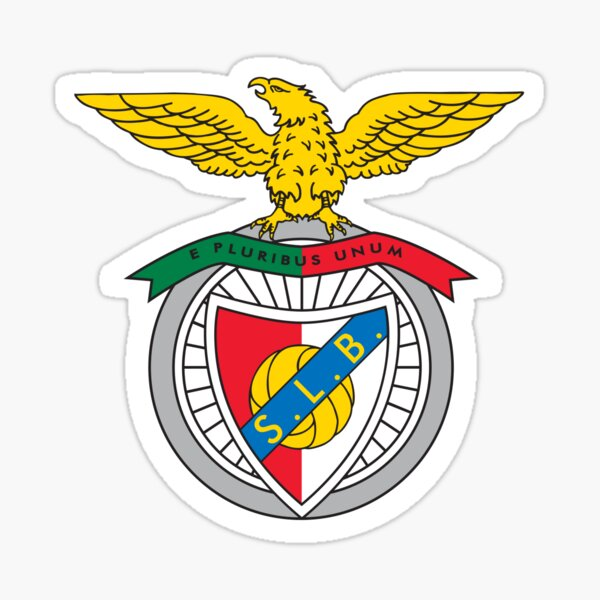 Sport Lisboa e Benfica - SLB Sticker