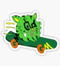 GM: KAT - BOARDING Sticker