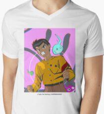 [ fight the feeling ] V-Neck T-Shirt