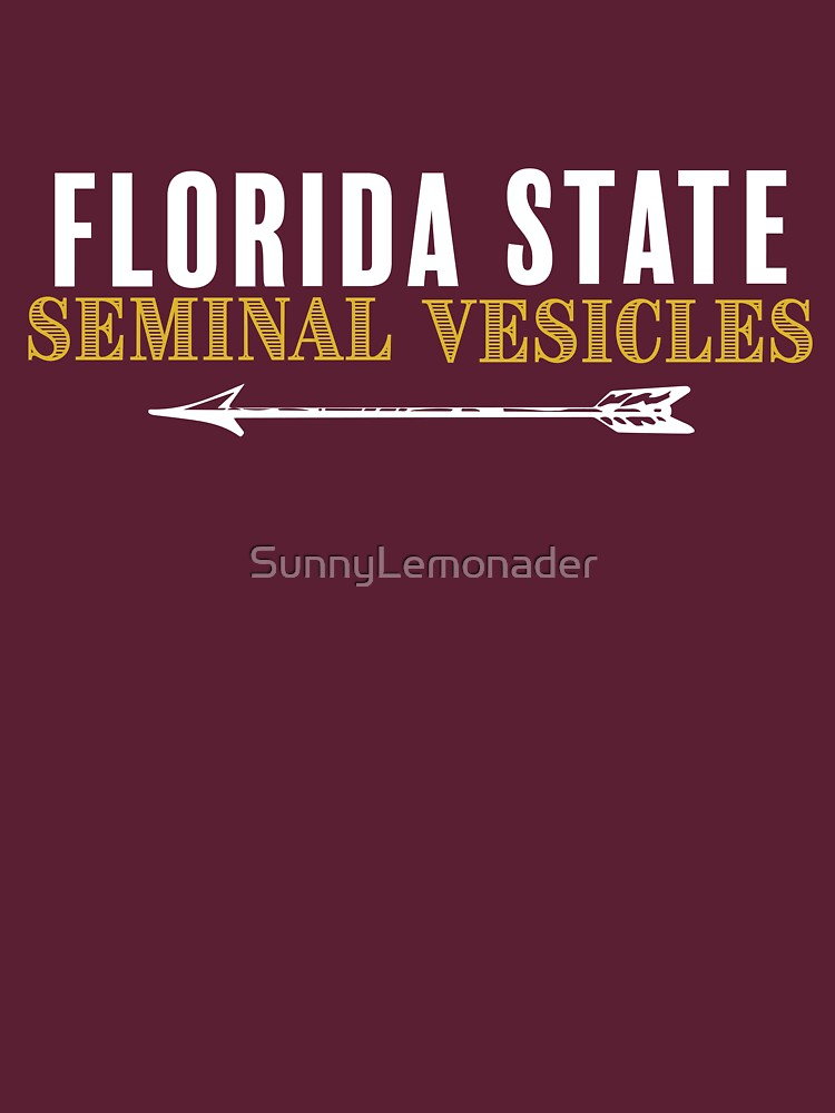 Vesículas seminales del estado de Florida de SunnyLemonader