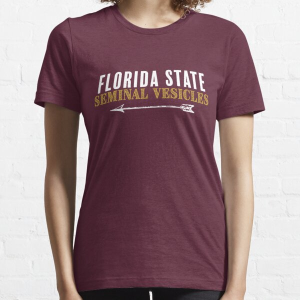 Florida State Seminal Vesicles Essential T-Shirt
