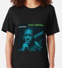 John Coltrane Slim Fit T-Shirt