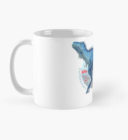 Autosexual Aucasaurus (with text) Mug