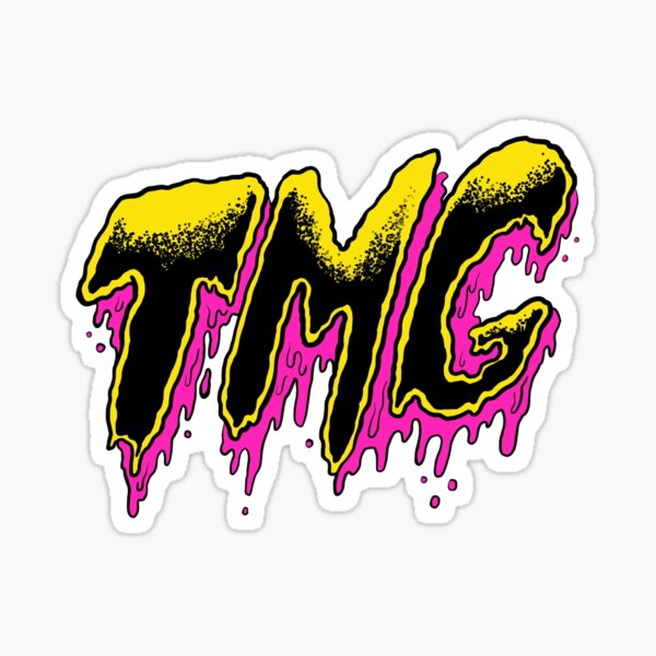 TMG Logo Tiny Meat Gang Cody Ko Noel Miller Sticker