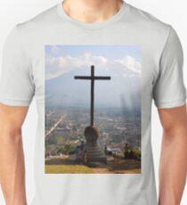 an awe-inspiring Guatemala landscape Unisex T-Shirt